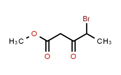 105983-77-5 | Methyl 4-bromo-3-oxopentanoate