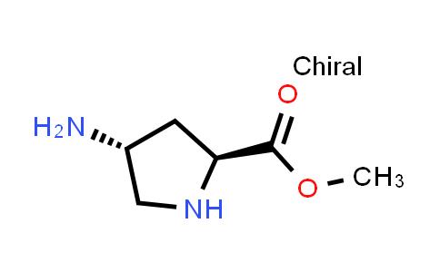 1060775-42-9   (2S,4R)-methyl 4-aminopyrrolidine-2-carboxylate