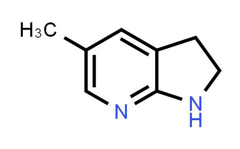 1060803-13-5   5-Methyl-2,3-dihydro-1H-pyrrolo[2,3-b]pyridine