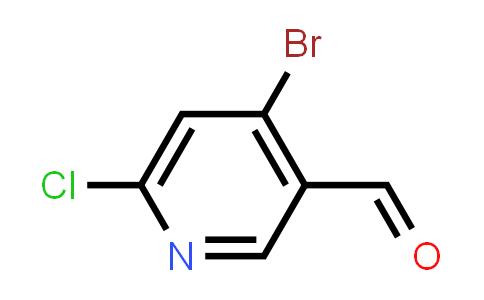 1060805-64-2   4-Bromo-6-chloropyridine-3-carbaldehyde
