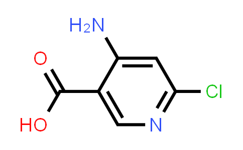 1060811-65-5   4-Amino-6-chloronicotinic acid