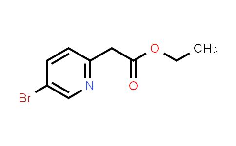 1060814-88-1   Ethyl 2-(5-bromopyridin-2-yl)acetate