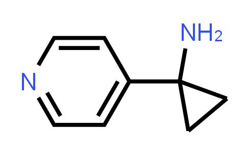 1060815-26-0 | 1-(Pyridin-4-yl)cyclopropanamine