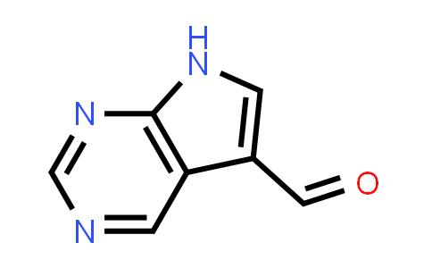 1060815-89-5 | 7H-Pyrrolo[2,3-d]pyrimidine-5-carbaldehyde