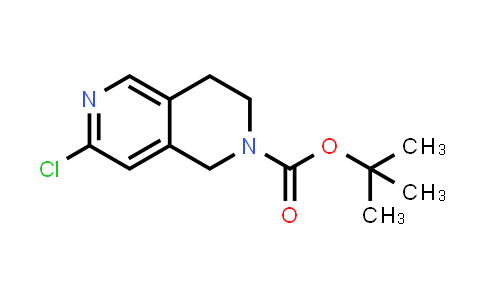 1060816-50-3 | tert-Butyl 7-chloro-3,4-dihydro-2,6-naphthyridine-2(1H)-carboxylate