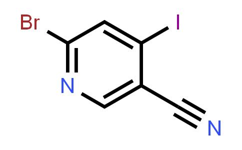 1061357-87-6 | 6-Bromo-4-iodonicotinonitrile
