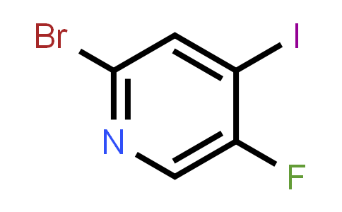 1061357-89-8   2-Bromo-5-fluoro-4-iodopyridine