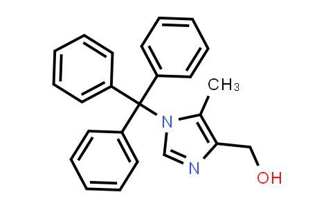 106147-84-6 | (5-Methyl-1-trityl-1H-imidazol-4-yl)methanol