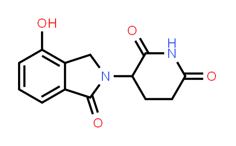 1061604-41-8 | 3-(4-Hydroxy-1-oxoisoindolin-2-yl)piperidine-2,6-dione