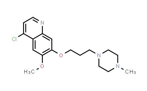 1061610-61-4 | 4-Chloro-6-methoxy-7-(3-(4-methylpiperazin-1-yl)propoxy)quinoline