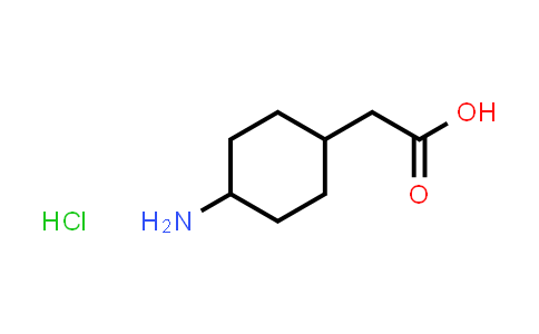 109572-36-3 | 2-(4-Aminocyclohexyl)acetic acid hydrochloride