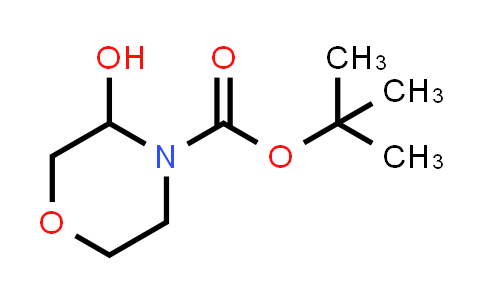 1097871-14-1 | tert-Butyl 3-hydroxymorpholine-4-carboxylate