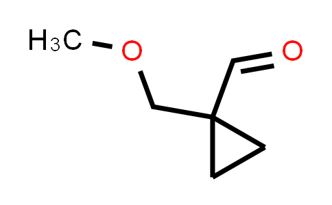 1097875-89-2 | 1-(Methoxymethyl)cyclopropane-1-carbaldehyde