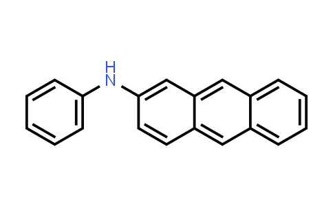 109871-20-7 | N-Phenyl-2-anthramine