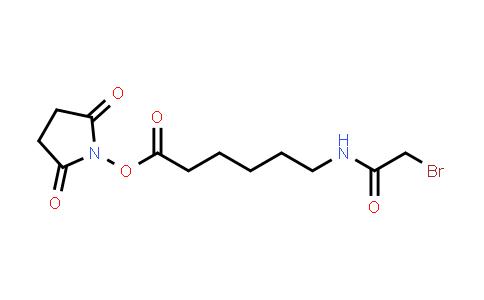 109880-16-2 | Hexanoic acid,6-[(2- bromoacetyl)amino]-, 2,5-dioxo-1-pyrrolidinyl ester