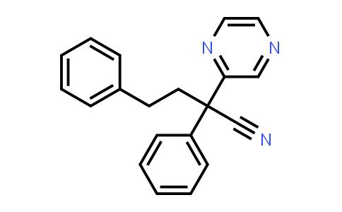 109929-60-4 | 2,4-Diphenyl-2-(pyrazin-2-yl)butanenitrile