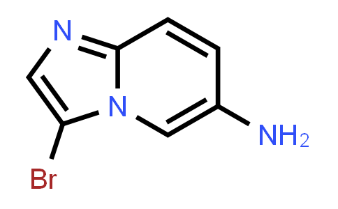 1099621-14-3   3-Bromoimidazo[1,2-a]pyridin-6-amine