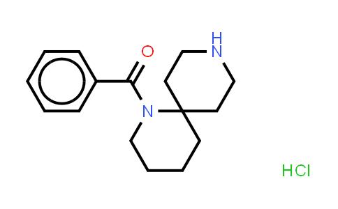 1100748-70-6 | Methanone, 1,9-diazaspiro[5.5]undec-1-ylphenyl-, (Hydrochloride) (1:1)