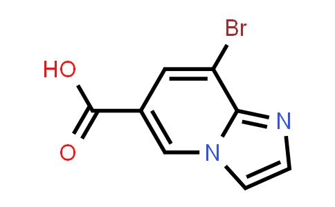 MC513400 | 1234616-06-8 | 8-Bromoimidazo[1,2-a]pyridine-6-carboxylic acid