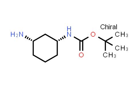 MC514919 | 1259278-17-5 | tert-Butyl ((1R,3S)-3-aminocyclohexyl)carbamate