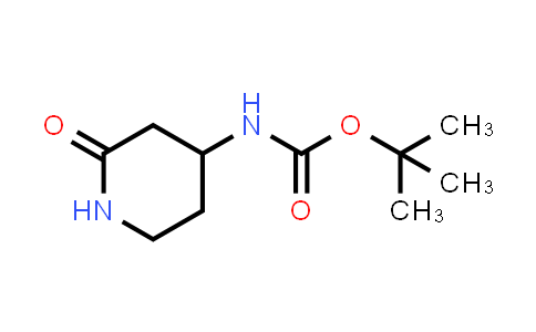 1263281-78-2 | tert-Butyl N-(2-oxopiperidin-4-yl)carbamate