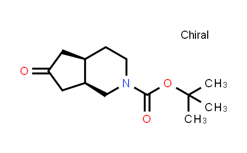MC516116   1280666-31-0   tert-Butyl (4aR,7aS)-rel-6-oxo-octahydro-1H-cyclopenta[c]pyridine-2-carboxylate