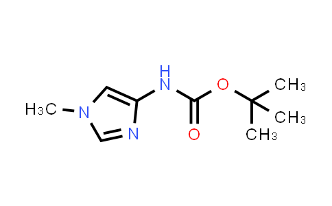MC516177 | 128293-71-0 | tert-Butyl (1-methyl-1H-imidazol-4-yl)carbamate