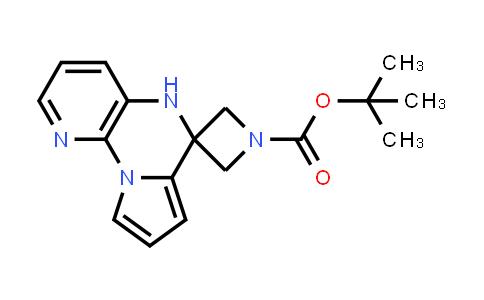 MC516464   1290627-64-3   tert-Butyl 5'H-spiro[azetidine-3,6'-pyrido[3,2-e]pyrrolo[1,2-a]pyrazine]-1-carboxylate