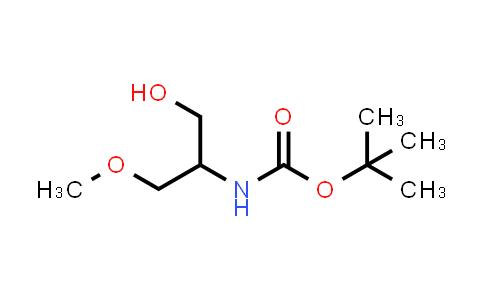 MC518194   1334171-66-2   tert-Butyl (1-hydroxy-3-methoxypropan-2-yl)carbamate