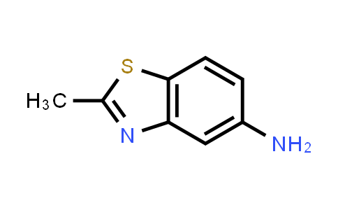 MC518365 | 13382-43-9 | 2-Methylbenzo[d]thiazol-5-amine