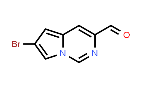 MC519258 | 1352893-14-1 | 6-Bromopyrrolo[1,2-c]pyrimidine-3-carbaldehyde