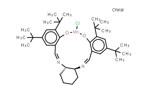 135620-04-1 | (S,S)-[N,N'-Bis(3,5-di-tert-butylsalicylidene)-1,2-cyclohexanediamine]manganese(III) chloride