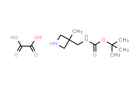 MC521340 | 1392803-42-7 | tert-Butyl ((3-methylazetidin-3-yl)methyl)carbamate oxalate