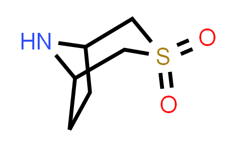MC526372 | 1520084-41-6 | 3-Thia-8-azabicyclo[3.2.1]octane 3,3-dioxide