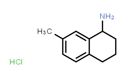 MC533408 | 1810069-89-6 | 7-Methyl-1,2,3,4-tetrahydronaphthalen-1-amine hydrochloride