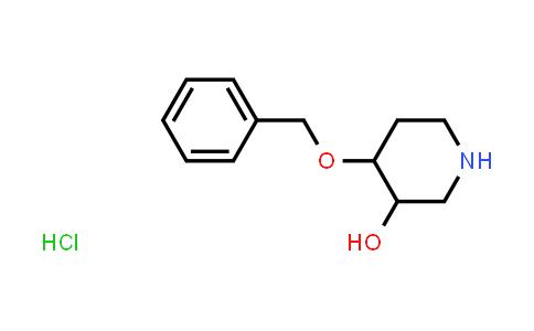 MC538571   2055839-82-0   4-(Benzyloxy)piperidin-3-ol hydrochloride