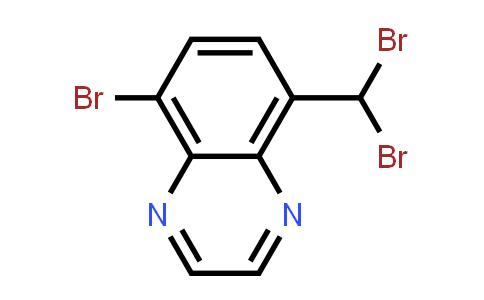 MC539722 | 2101944-49-2 | 5-Bromo-8-(dibromomethyl)quinoxaline