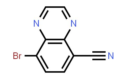 MC539725   2101944-52-7   8-Bromoquinoxaline-5-carbonitrile