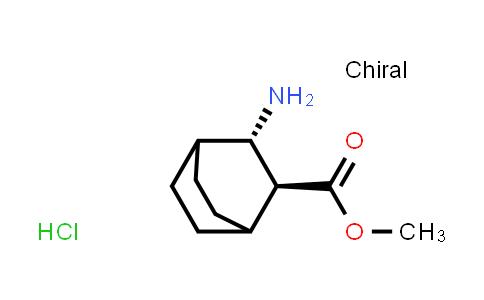 2173637-41-5   (2S,3S)-methyl 3-aminobicyclo[2.2.2]octane-2-carboxylate hydrochloride