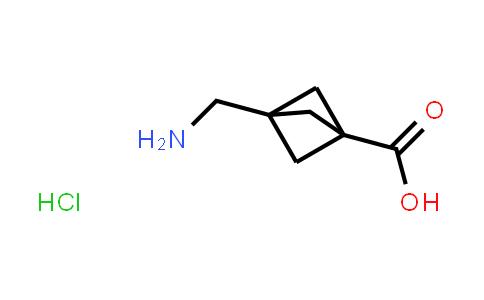 2173991-78-9   3-(aminomethyl)bicyclo[1.1.1]pentane-1-carboxylic acid hydrochloride