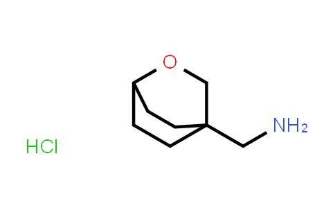 2173991-83-6   2-Oxabicyclo[2.2.2]octan-4-ylmethanamine hydrochloride