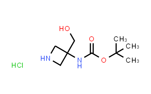 2173991-87-0   tert-Butyl (3-(hydroxymethyl)azetidin-3-yl)carbamate hydrochloride