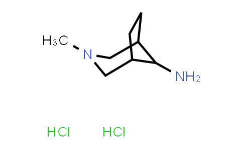 2173992-28-2 | 3-Methyl-3-azabicyclo[3.2.1]octan-8-amine dihydrochloride