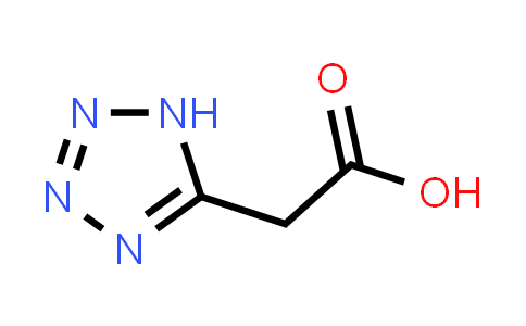 21743-75-9   2-(1H-Tetrazol-5-yl)acetic acid