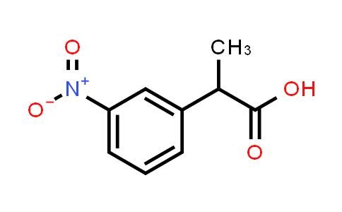 21762-10-7   2-(3-Nitrophenyl)propanoic acid