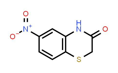 21762-74-3 | 6-Nitro-2H-benzo[b][1,4]thiazin-3(4H)-one