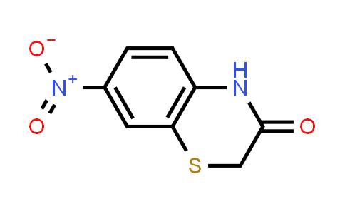 21762-75-4   7-Nitro-2H-benzo[b][1,4]thiazin-3(4H)-one