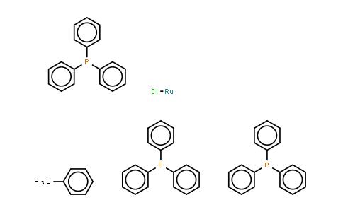 217661-36-4   Chlorohydridotris(triphenylphosphine)ruthenium(II)tolueneadduct