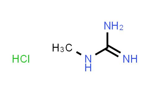 21770-81-0   1-Methylguanidine hydrochloride