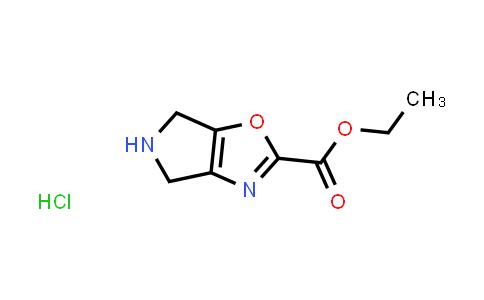 2177257-76-8 | Ethyl 5,6-dihydro-4H-pyrrolo[3,4-d]oxazole-2-carboxylate hydrochloride